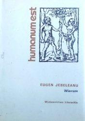 Eugen Jebeleanu • Wiersze