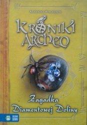 Agnieszka Stelmaszyk • Zagadka Diamentowej Doliny