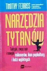 Timothy Ferriss • Narzędzia tytanów
