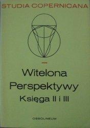 Witelon • Witelona Perspektywy Księga II i III