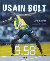 Usain Bolt, Shaun Custis • Autobiografia najszybszego człowieka na świecie. 9.58
