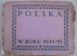 Polska w roku 1914/15 • Zeszyt 1. Pobojowisko
