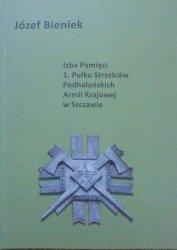 Józef Bieniek • Izba Pamięci 1. Pułku Strzelców Podhalańskich Armii Krajowej w Szczawie