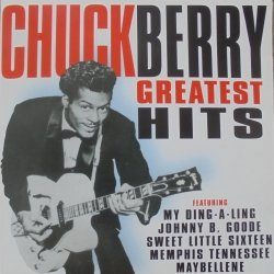 Chuck Berry • Greatest Hits • CD