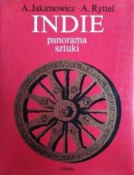 Andrzej Jakimowicz, Andrzej Ryttel • Indie. Panorama sztuki