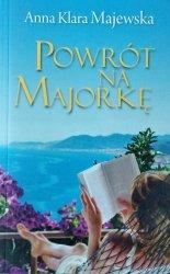 Anna Klara Majewska • Powrót na Majorkę