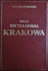 Jan Adamczewski • Mała encyklopedia Krakowa