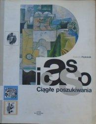 Anatolij Podoksik • Picasso. Ciągłe poszukiwania. Prace artysty w muzeach radzieckich
