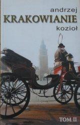 Andrzej Kozioł • Krakowianie 2