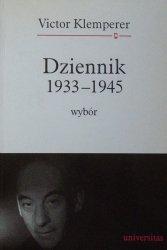 Victor Klemperer • Dziennik 1933-1945. Wybór