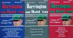 Dan Harrington, Bill Robertie • Harrington on Hold'em [komplet]