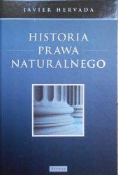 Javier Hervada • Historia prawa naturalnego