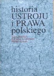 Juliusz Bardach, Bogusław Leśnodorski, Michał Pietrzak • Historia ustroju i prawa polskiego