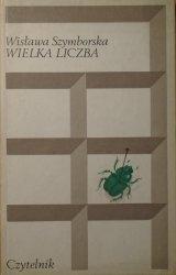 Wisława Szymborska • Wielka liczba