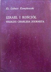 ks. Łukasz Kamykowski • Izrael i kościół według Charlesa Journeta