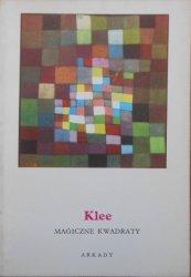 Joseph Emile Muller • Klee. Magiczne kwadraty [mała encyklopedia sztuki]