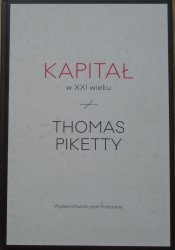 Thomas Piketty • Kapitał w XXI wieku