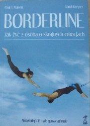 Paul T. Mason • Borderline. Jak żyć z osobą o skrajnych emocjach