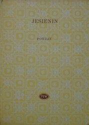Sergiusz Jesienin • Poezje [Biblioteka Poetów]