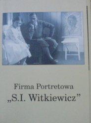 Firma portretowa 'S. I. Witkiewicz' [zestaw pocztówek]