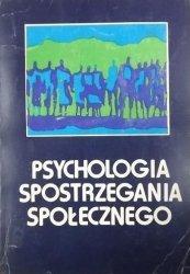 Lewicka Maria • Psychologia spostrzegania społecznego