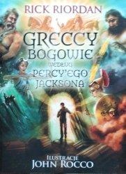 Rick Riordan • Greccy bogowie według Percy'ego Jacksona