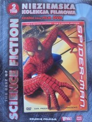 Sam Raimi • Spider-Man • DVD