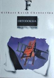 Gilbert Keith Chesterton • Ortodoksja