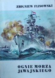 Zbigniew Flisowski • Ognie Morza Jawajskiego