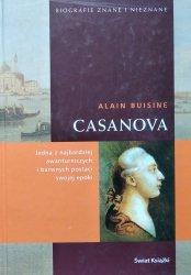 Alain Buisine • Casanova