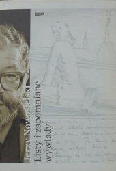 Jerzy Nowosielski • Listy i zapomniane wywiady