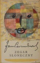 Jan Parandowski • Zegar słoneczny [Jan Młodożeniec]