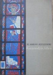 Ks. Marian Rzeszewski • Kaznodziejstwo