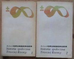 Richard Grunberger • Historia społeczna Trzeciej Rzeszy