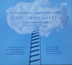 Jan Kanty Pawluśkiewicz, Leszek Aleksander Moczulski • Radość miłosierdzia • CD