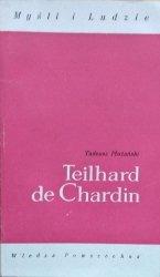 Tadeusz Płużański • Teilhard de Chardin