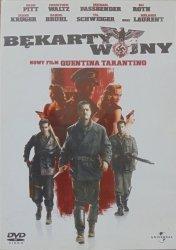 Quentin Tarantino • Bękarty wojny • DVD