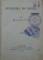 Paulin Stachurski • Wycieczka do Pionin [1869]