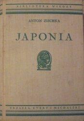 Anton Zischka • Japonia [Biblioteka Wiedzy]