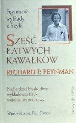 Richard P. Feynman • Sześć łatwych kawałków