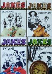 John Jakes • Kronika Rodziny Kentów [komplet]