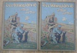 Der Krieg 1914/16 in Wort und Bild [komplet]
