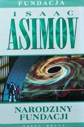 Isaac Asimov • Narodziny Fundacji