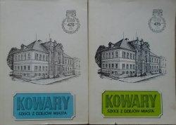 red. Tadeusz Bugaj • Kowary. Szkice z dziejów miasta [komplet]
