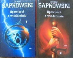 Andrzej Sapkowski • Opowieści o Wiedźminie [komplet]