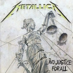 Metallica • ...And Justice for All • CD