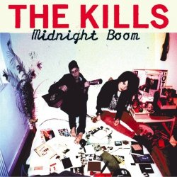 The Kills • Midnight Boom • CD