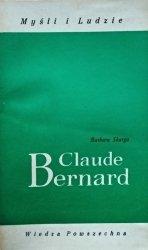 Barbara Skarga • Claude Bernard