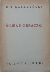 Konstanty Ildefons Gałczyński • Ślubne obrączki