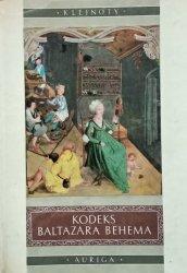Zofia Ameisenowa • Kodeks Baltazara Behema